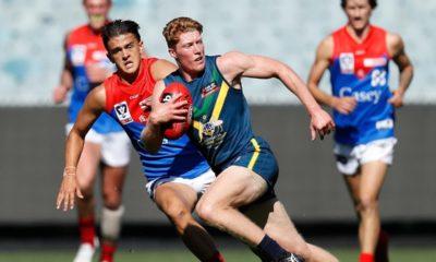 AFL Draft Fantasy Scores